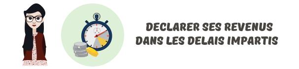 declaration revenus auto-entrepreneur