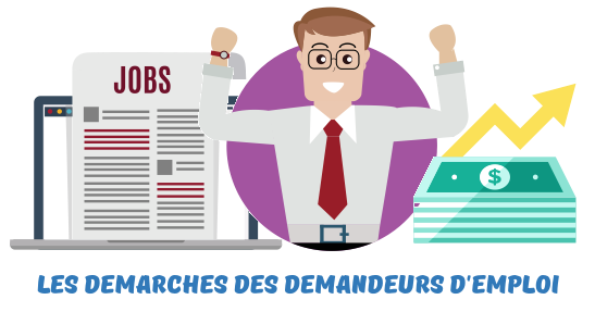 demarches administratives employes