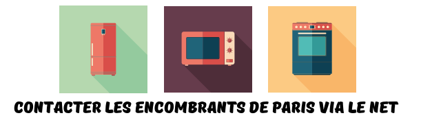 encombrant paris internet