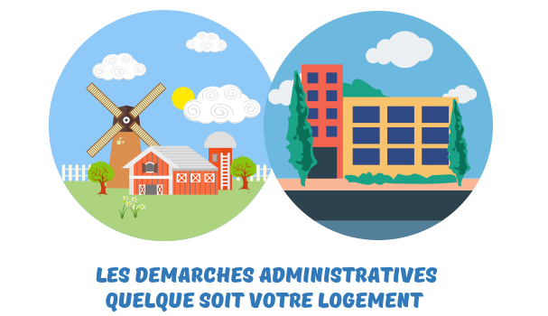 logement demarche administrative