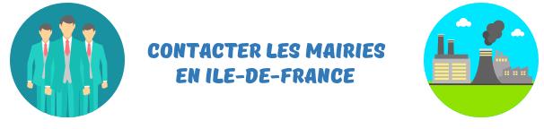 mairies ile-de-france