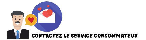 service consommateur zoosk