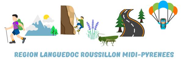Languedoc Roussillon Midi-Pyrenees