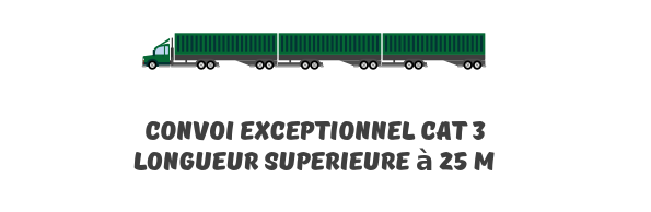 Transport exceptionnel categorie 3