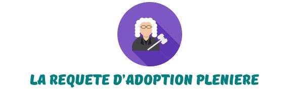 adoption pleniere enfant