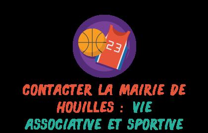 contact houilles associations sport