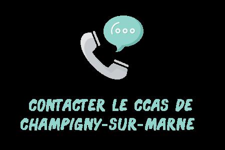 contacter ccas Champigny-sur-Marne