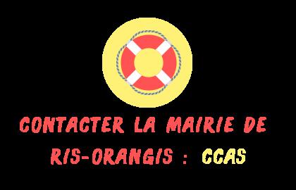 contact ccas ris-orangis