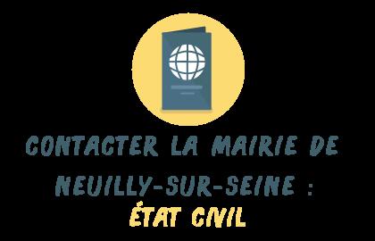 contact état civil neuilly-sur-seine