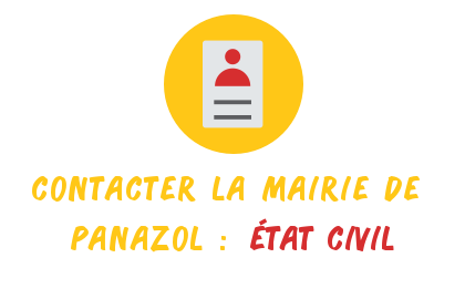contact état civil panazol