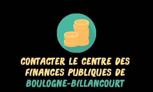 contact finances publiques boulogne-billancourt
