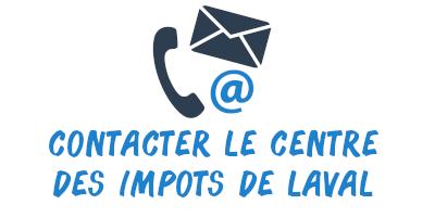 contact impôts laval