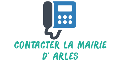 contact mairie arles