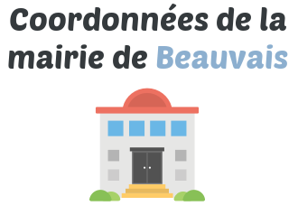 contact mairie beauvais