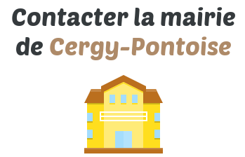 contact mairie cergy pontoise