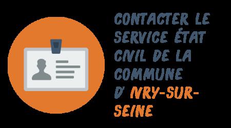 contact état civil mairie Ivry-sur-Seine