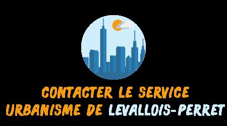 contact urbanisme Levallois-Perret