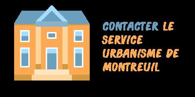 contact urbanisme montreuil