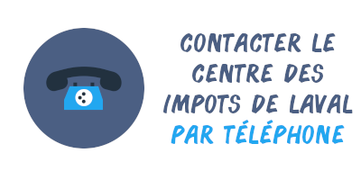 contact impôts laval téléphone