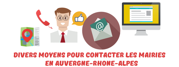 contacter mairie Auvergne-Rhone-Alpes