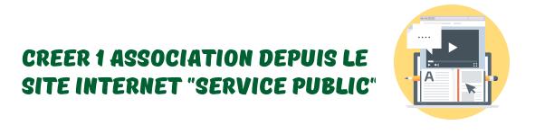 Creation D Une Association Loi 1901 Les Demarches En Ligne