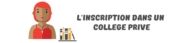 inscription colleges prives