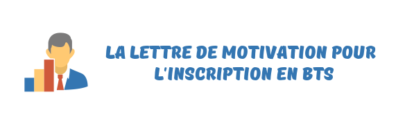 lettre motivation BTS