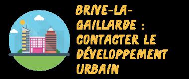 brive-la-gaillarde développement urbain