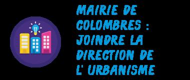 mairie colombes urbanisme