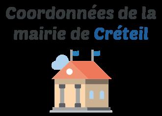 mairie creteil coordonnees