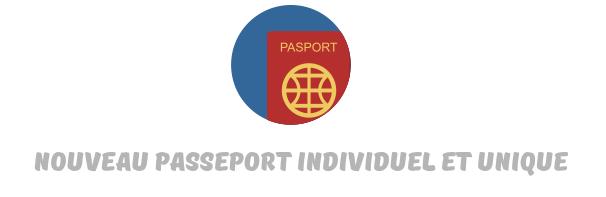 passeport biometrique securise