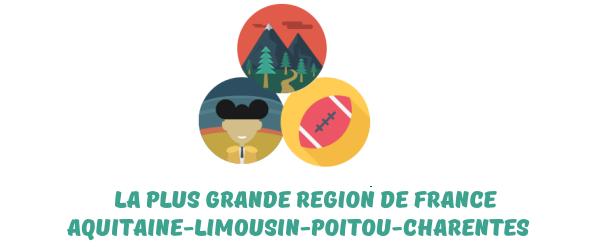 region Aquitaine-Limousin-Poitou-Charentes