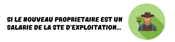 safer salarie proprietaire