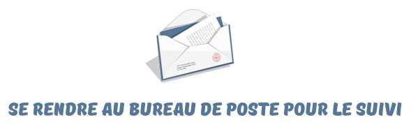 suivi lettre bureau poste