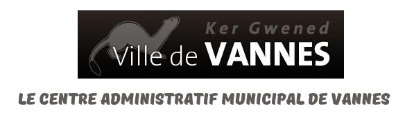 vannes centre administratif municipal