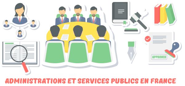 administration services publics france