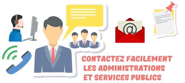 administrations services publics
