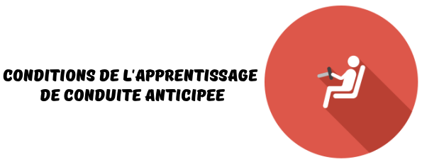 apprentissage conduite anticipee
