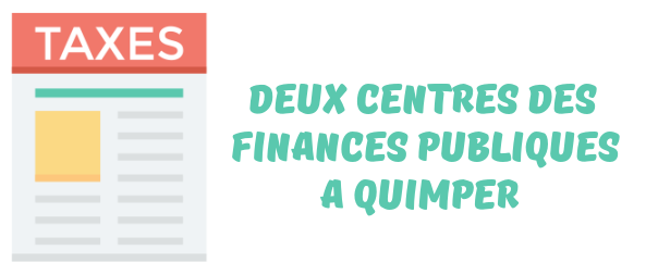 centres Finances Publiques quimper