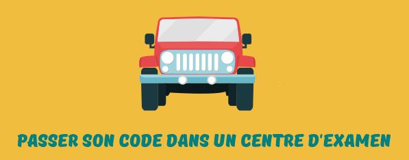 code route centre examen