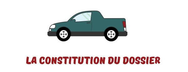 constitution dossier permis international