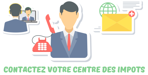 contact centres impots