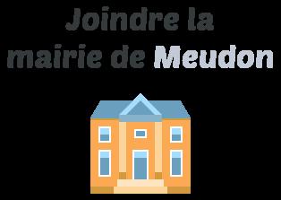 contact mairie meudon