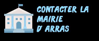 contact mairie arras