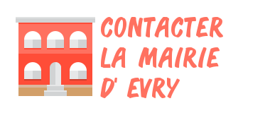 contact mairie evry