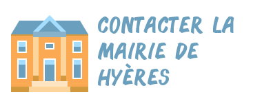 contact mairie hyères