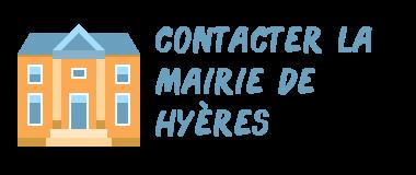 contact mairie hyères