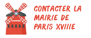 contact mairie paris 18