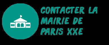 contact mairie paris 20