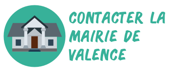 contact mairie valence